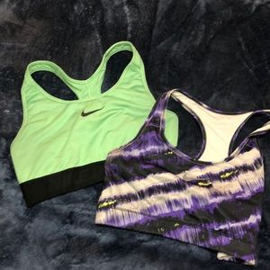 2 Nike Sports Bras- Best Deal for 2